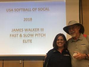 James Walker Award