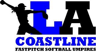 LA Coastline Logo